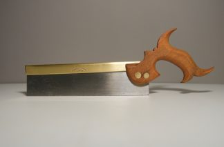 """Antique 9"""" dovetail saw by Drabble & Sanderson"""
